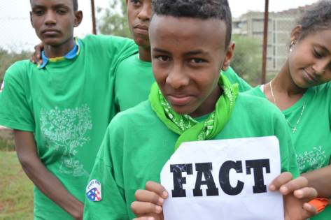 FACTS about HIV and life skill information